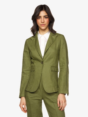 Жакет зеленый | 5371598