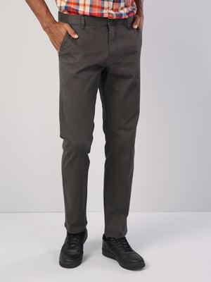 Штани кольору хакі | 5376248