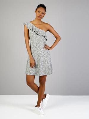 Платье серое | 5376613