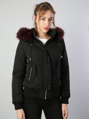 Куртка чорна | 5376720