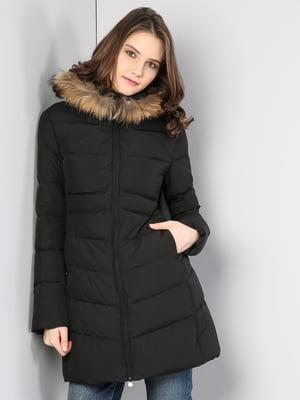 Куртка чорна | 5376823