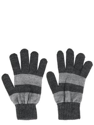 Перчатки в полоску | 5376950
