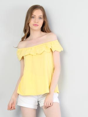 Топ желтый | 5377010