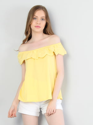 Топ жовтий | 5377010