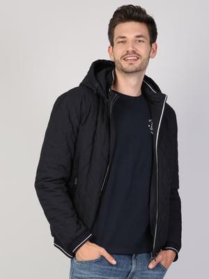 Куртка темно-синяя   5377102
