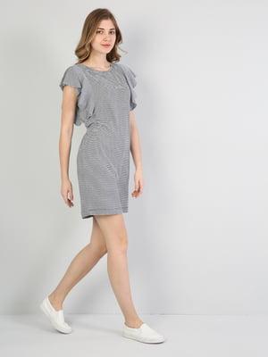 Платье синее | 5377406