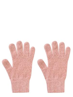 Рукавички рожеві | 5377536