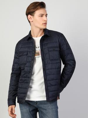 Куртка синяя   5377586