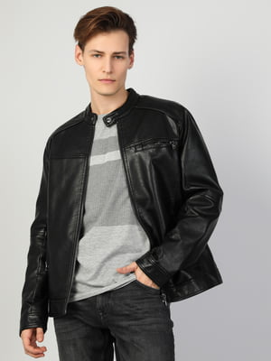 Куртка полиуретановая черная   5377588