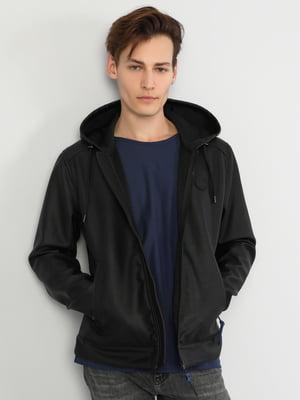 Куртка полиуретановая черная   5377687