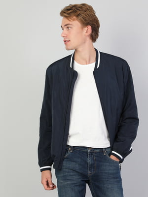 Куртка синяя   5377733