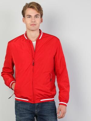 Куртка красная   5377734