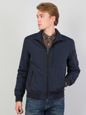 Куртка синяя   5377751