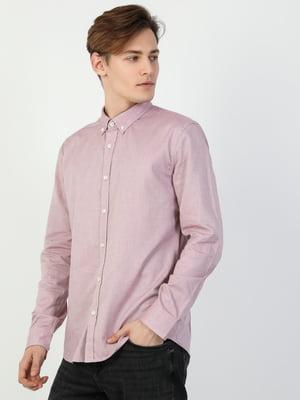 Рубашка розовая | 5377801