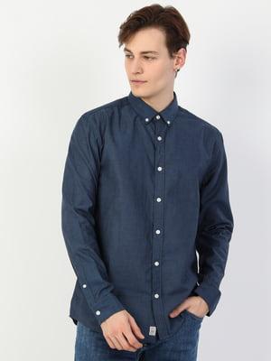 Рубашка синяя | 5377805