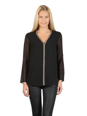 Блуза черная | 5376244