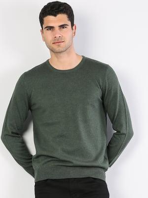 Джемпер зеленый | 5376313