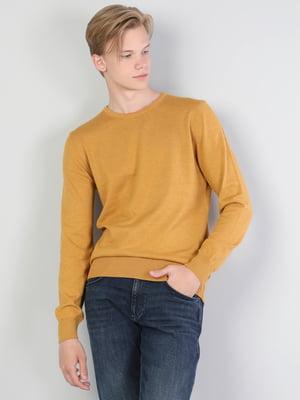 Джемпер желтый | 5376316