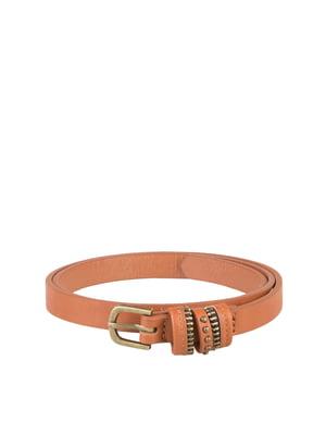 Ремень коричневый | 5376332