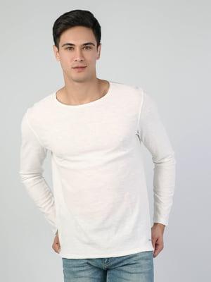 Лонгслів білий | 5376377