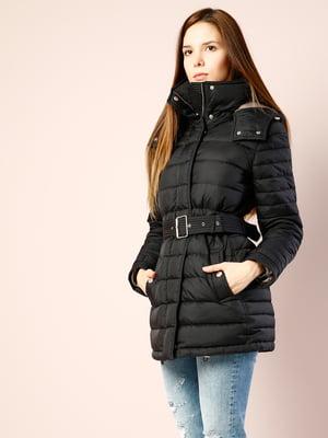 Куртка чорна | 5376449