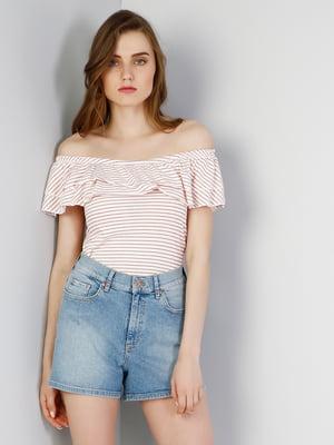Блуза в полоску | 5376607