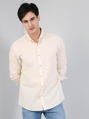 Рубашка желтая | 5377216