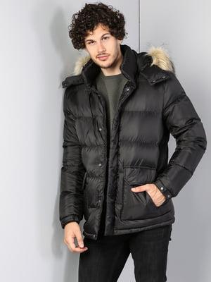 Куртка черная   5376811