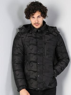 Куртка черная   5376815