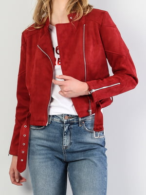 Куртка цвета красного вина   5376746