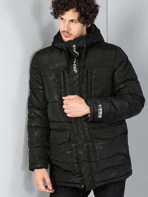 Куртка черная   5376779