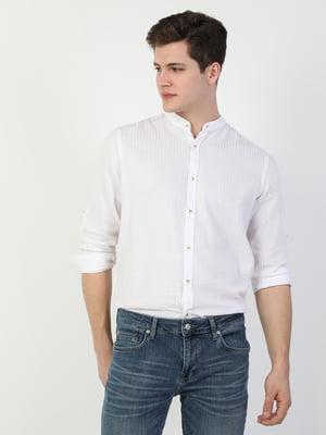 Рубашка белая | 5377305