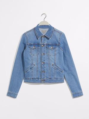 Куртка голубая | 5372971