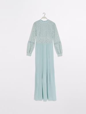 Сукня світло-зелена | 5373007