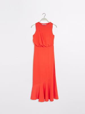 Сукня коралового кольору | 5373010