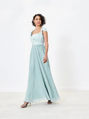 Сукня світло-зелена | 5372699