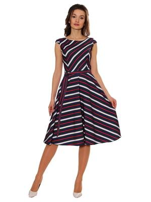 Платье в полоску | 5379782