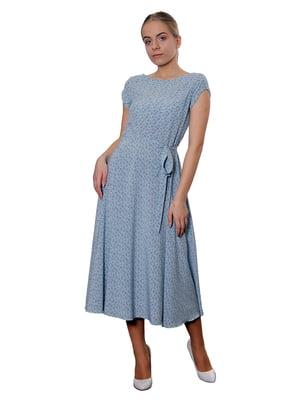 Сукня в квітковий принт | 5379585