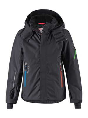 Куртка чорна | 5373306