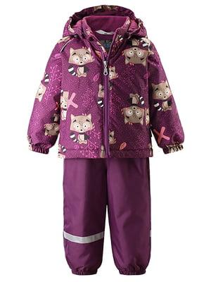Комплект: куртка и брюки | 5373607