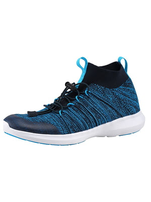 Кроссовки синие | 5373656