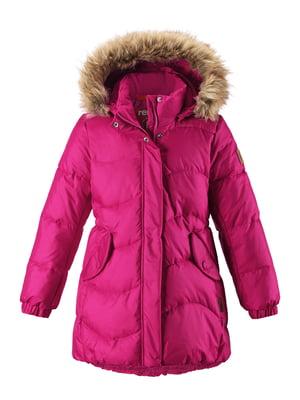 Куртка малинового кольору   5373690