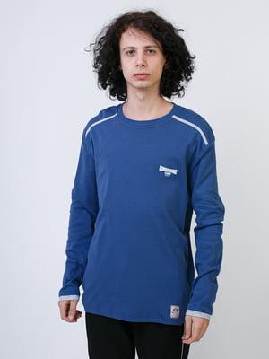Джемпер синий | 5374122