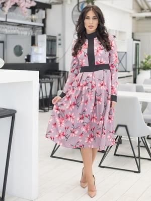 Сукня в квітковий принт | 5379854