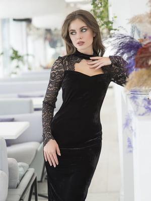Сукня чорна | 5379881