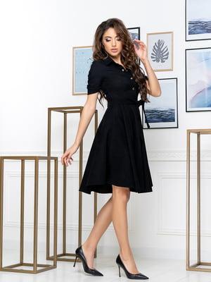 Платье черное | 5379891