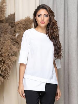 Блуза белая | 5379905