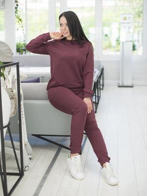 Костюм: світшот і штани | 5379959