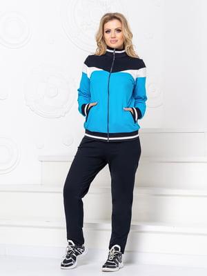 Костюм спортивний: кофта та штани | 5379964