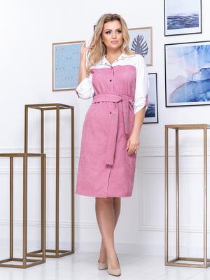 Сукня двокольорова | 5380044